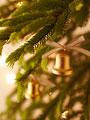 クリスマスツリーのベル