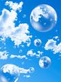 タイトル:青空と地球