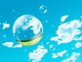 タイトル:青空と草原