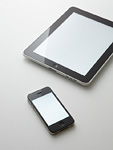 タブレットPCとスマートフォン