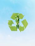充電池とリサイクルマーク