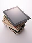 タブレットPCと本