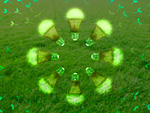 LED電球のエコロジーイメージ