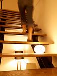 階段のフットライト