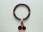 男性用の数珠(喪イメージ)