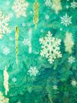 雪の結晶イメージ