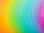 虹色のグラデーション