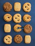 いろいろなクッキー