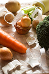 野菜のスタイリング