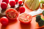 トマトの下準備
