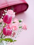 花とランドセル