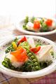 タイトル:カナッペ風 サラダちらし寿司