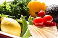 タイトル:彩り野菜