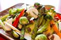 タイトル:春野菜のマリネ