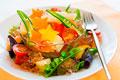 タイトル:カラフル野菜のサラダマリネ