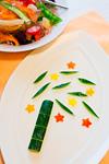 カラフル野菜のサラダマリネ