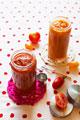 タイトル:自家製トマトケチャップ