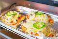 タイトル:トースターとトルティーヤピザ
