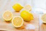 レモンと塩
