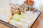 チゲ鍋材料
