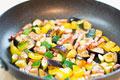 タイトル:焼き野菜
