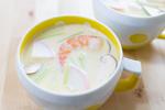 茶碗蒸し卵液
