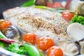 タイトル:鯛のアクアパッツァ