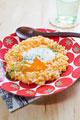タイトル:フレッシュ野菜ジュースのリゾット