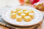 高野豆腐の生キャラメル風 ハチミツ味