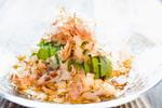 和風油淋鶏ソースのアボカドサラダ