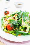 ほうれん草と枝豆のサラダ
