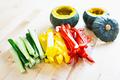 タイトル:ディップ野菜