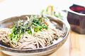 タイトル:ナムル蕎麦