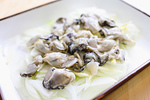 牡蠣と玉ねぎ