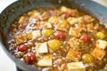 タイトル:トマト麻婆豆腐