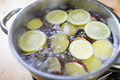 タイトル:さつま芋の蜜煮
