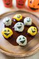タイトル:ハロウィンチーズミートボール