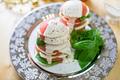 タイトル:トマトとモッツァレラチーズのカプレーゼ