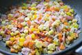 タイトル:たっぷり野菜