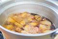 タイトル:桜煮