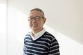 タイトル:年配の男性イメージ