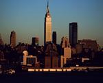 マンハッタンのビル街