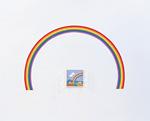 クラフト(虹と窓)