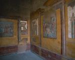 遺跡の壁画
