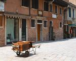 ベネチアの街角