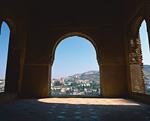 アルハンブラ宮殿と町並