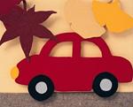 紅葉とドライブ