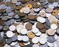 タイトル:硬貨