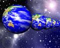 タイトル:地球イメージ(CG)