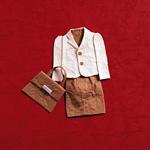 クラフト(スーツと鞄)